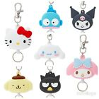 Hello Kitty / My Melody.. Reel Keychain Mascot Sanrio Official Japan