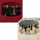 EVERGLOW LAST MELODY 3rd Single Album CD POSTER Photo Book 4 Card GIFT Pre-Order