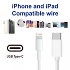 USB Type C Fast Charging PD Charger Cable for iPhone 11 iPhone...