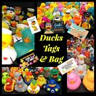 50 Duck Duck for JEEP owners / CRUISE Rubber Ducks/Tags/Bag RANDOM ASSORTMENT
