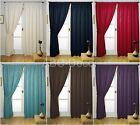 MILANO Curtains, Retro Jacquard style, pencil pleat