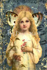 Angelic - CANVAS OR PRINT WALL ART