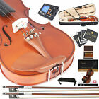 Cecilio CVN-200 SolidWood Violin Size  4/4 3/4 1/2 1/4 1/8
