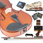 CECILIO CVN-100 4/4 ~ 1/32 STUDENT VIOLIN +Book/Online Audio Video