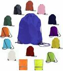 PE BAG GYM SACK SWIM BACKPACK WATER RESISTANT