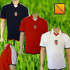 Mens England Football Top T Shirt New