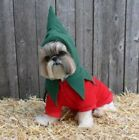 DOG PET COSTUME - CHILI PEPPER - HALLOWEEN - XXS OR XL