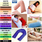 Pregnancy/Maternity PILLOWS WITH PILLOW CASES (VARIOUS)