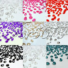 500PCS 8mm 2ct Wedding diamond Table Confetti Decor