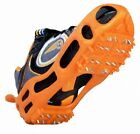 REAL HECHT ICE SNOW ANTI SLIP SPIKES GRIPS GRIPPERS CRAMPON SHOES BOOTS OVERSHOE