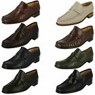 Mens Brown leather Grenson Watford G fitting
