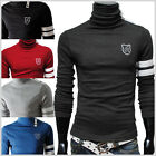 THELEES Mens Casual Long Sleeve Stretchy Slim Fit T-Shirts Collection