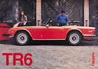 Triumph TR4 Classic Car Showroom Picture Poster Print A1 A3+ GT6 DOLOMITE TR6