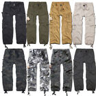 BRANDIT PURE VINTAGE TROUSER alle Farben S-7XL Cargo Airforce Hose Army Pants