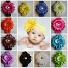 Elastic BabyGirl/Adult Headbands children Hairband and flower New Gift