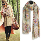 Totem Retro Bohemia Scarf Shawl Womens Noble Scarf Shawl