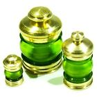 positional lamp, green (angle 360)  for ships and boats