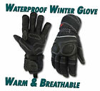 Motorcycle Waterproof Winter Gloves *keep warm*breathable*protection/safety*