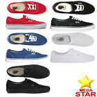 VANS MEN'S WOMEN'S UNISEX AUTHENTIC - BEST PRICES ALL COLOURS SHOES (BRAND NEW)