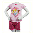 Disney Princess Shorts and T-shirt Set Store Age 12 months - 6 Years