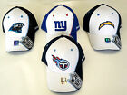 NFL Team Apparel Reebok Structured Flex Cap Hat Curve Brim Choose Size NEW! $27.99 USD on eBay