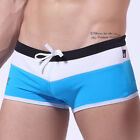 Mens Sexy Swimming Swim Boxes Trunks Shorts Slim Swimwear Pants IN Size S M L