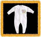 BabyGro Sleepsuit Boy/Girl/Unisex- Angel by day devil by night