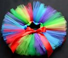 Christmas Party Costume Ballet Dancing Girl toddler child Baby Tutu Skirt O-5Yrs