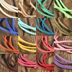 Lots 5/100Yard Soft Velvet Korea Frosting Cord Thread For Diy Bracelet Necklace