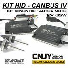 KIT XENON HID 35W CANBUS SLIM PLUG & PLAY ANTI ERREUR ODB LAND ROVER DISCOVERY 4