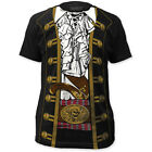 NEW Pirate Buccaneer Jacket Uniform Costume Outfit Suit Adult Sizes T-shirt top