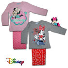 Minnie Mouse ♥ Pyjama Schlafanzug ♥ 2Fb ♥ 92 98 104 110 116 122 128 134 ♥ Mickey