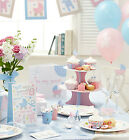 TINY FEET Baby Shower / New Baby / Christening Party Table Decorations
