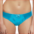 NEW Panache Tango Luxe Brief Ocean Blue 6722 Sizes 10-18