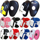 Hook and Jab Kick Boxing Focus Pads Training Sparring punch Bag Pads ADULTS