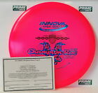 Roc Plus USDGC CFR* 15 Years Reward Card NEW Champion Innova *PRIME Disc Golf
