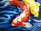 Koi Fish CANVAS OR PRINT WALL ART