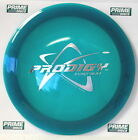 *D4 1st Run Prodigy* 174g Green & Blue NEW Accuracy Driver PRIME Disc Golf Rare