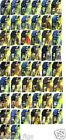 Star Wars Power of the Force POTF Colour Green cards combined postage