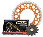 Renthal O Ring Chain Twinring Sprocket KTM SX EXC SXF 125/200/250/300/350/450 OR
