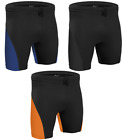 Mens High Performance Exercise Fitness Workout Short Running Jogging Shorts