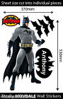 Batman, Wall Stickers -  Totally Movable - BUY NOW!