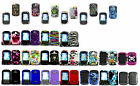 Any 1 Rubber Feel/Glossy Skin Hard Case For Pantech Pursuit 2 II P6010 Phone