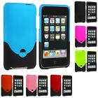 For iPod Touch 3rd 2nd Gen 3G 2G 3 2-Piece Color Snap-On Hard Case Cover