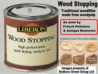 Traditional woodfiller made from wood pulp - colour choice - WOOD STOPPING 125ml