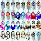 small DREAM CATCHER / WINDCHIME / KEYRING for CAR / CHILDREN ROOM or WALL decor