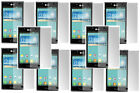 1,3, 5 OR 10 Clear Film Screen Protector For LG Optimus Showtime L86C L86G Phone