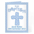 CHRISTENING Baptism Confirmation HOLY COMMUNION Naming Day PERSONALISED Cards