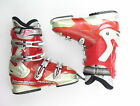 Rossignol Used Exalt Red and Gray Ski Boots Women's Size