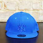 New Era 59 fifty 59/50 fitted New York Yankees Brand New Baseball Cap in Royal
